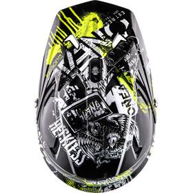 ONeal Backflip RL2 Helmet ATTACK black/hi-viz
